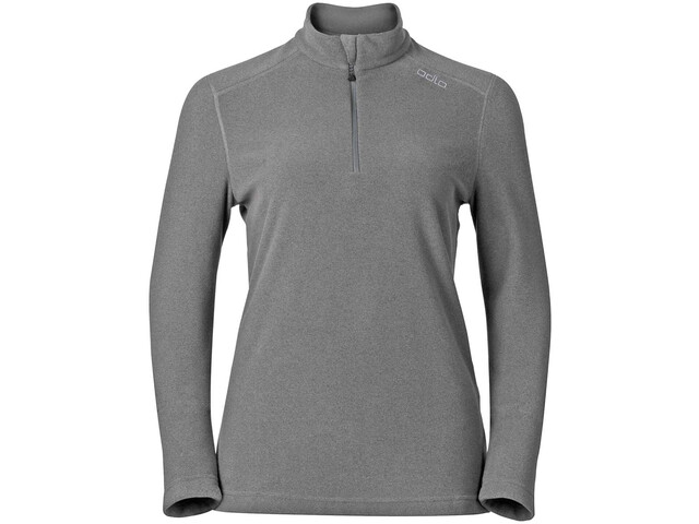 Odlo Le Tour Midlayer 1/2 Zip Damen grey melange